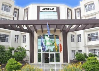 AKSIPS-45 Smart School