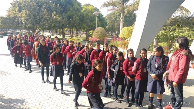 Trip to Science City | AKSIPS SECTOR-45 CHANDIGARH