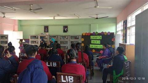 Legal Literacy Club | AKSIPS SECTOR-45 CHANDIGARH