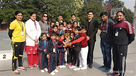 Inter Branch Skating Competition  | AKSIPS SECTOR-45 CHANDIGARH