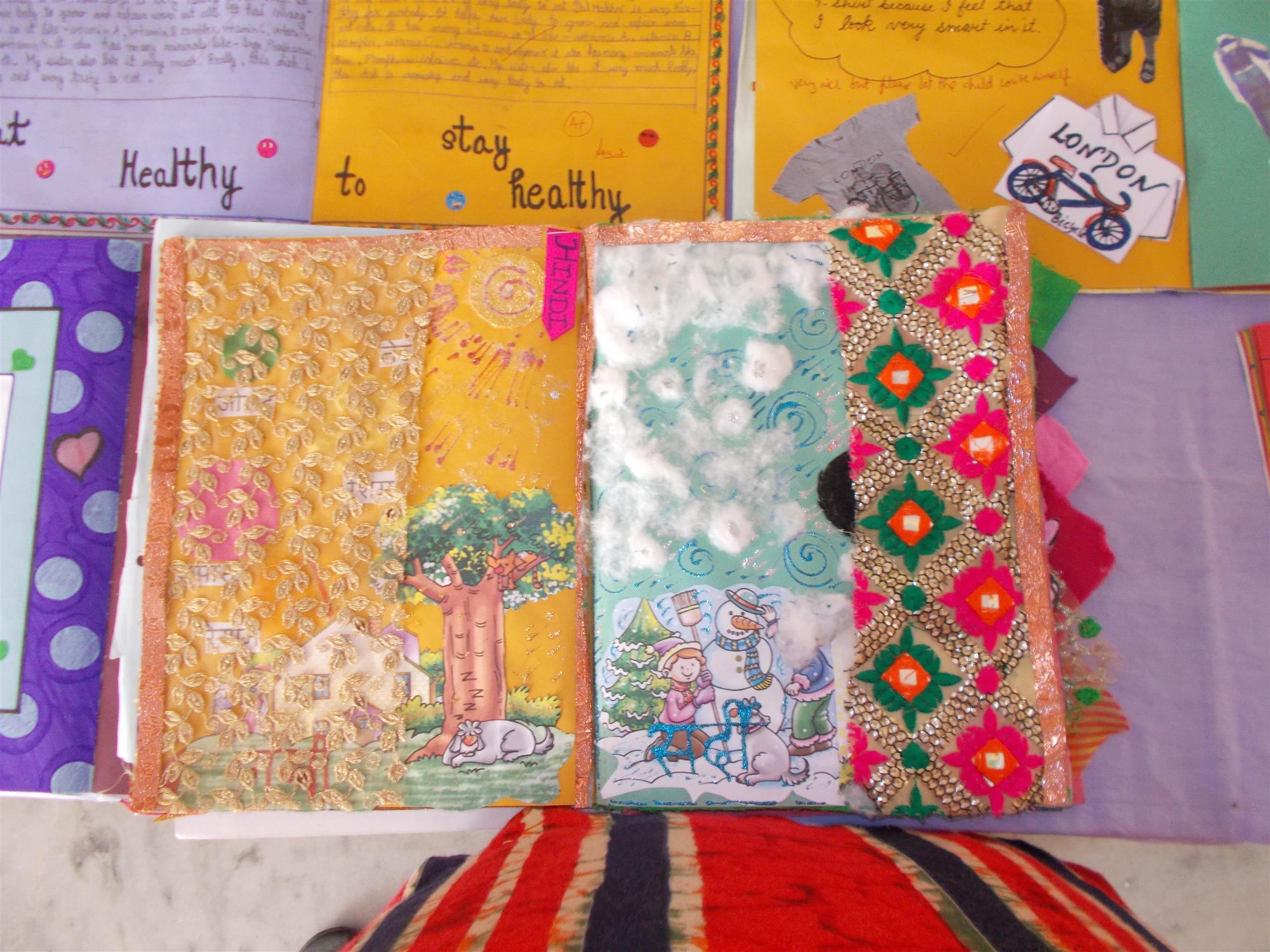 Swachhata School Exhibition Day | AKSIPS 45 Chandigarh