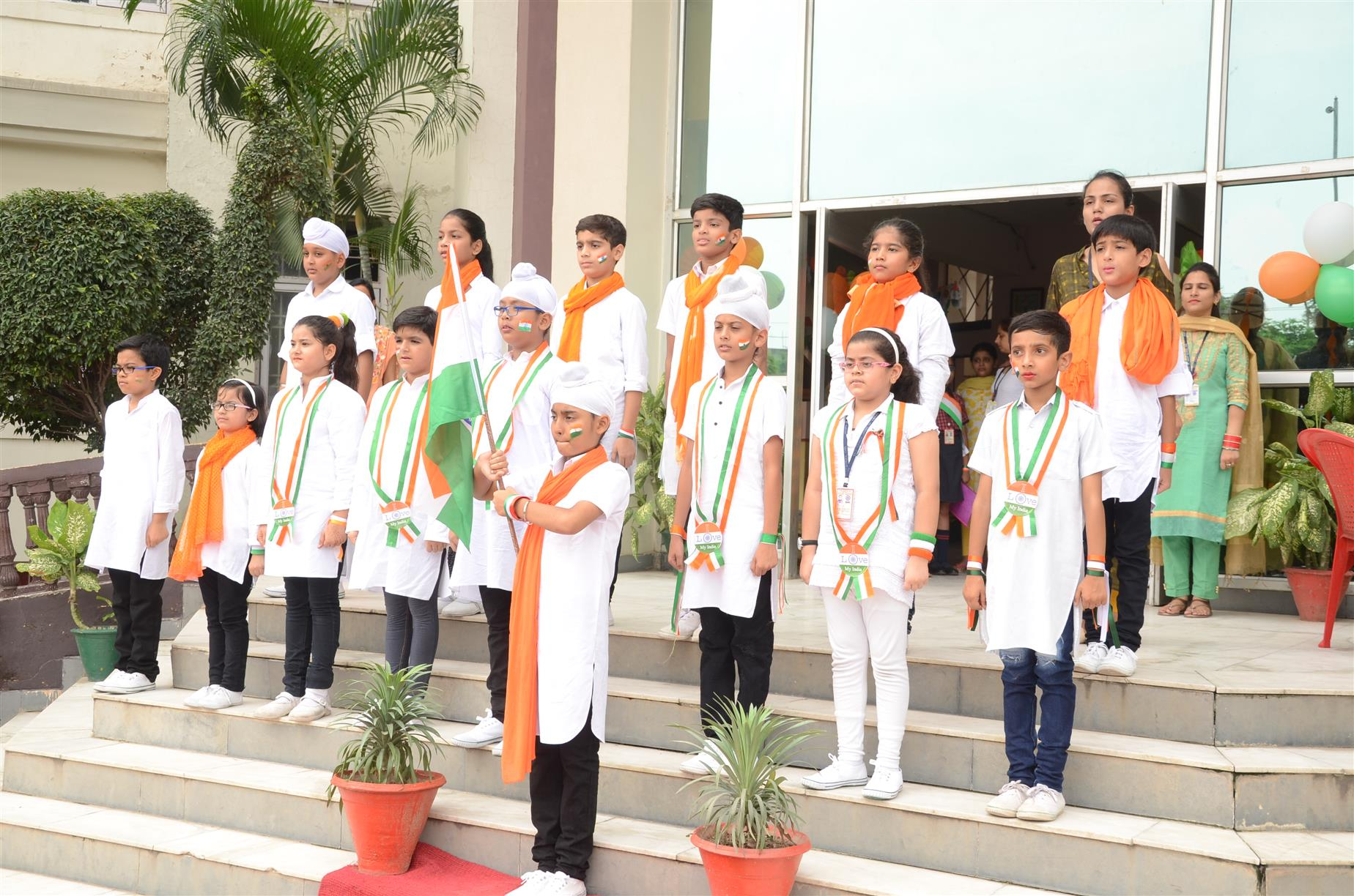 Independence Day  | AKSIPS SECTOR-45 CHANDIGARH
