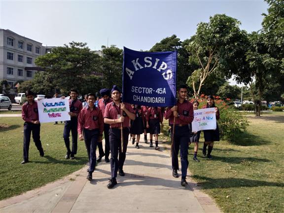 Vigilance   AKSIPS 45 Chandigarh