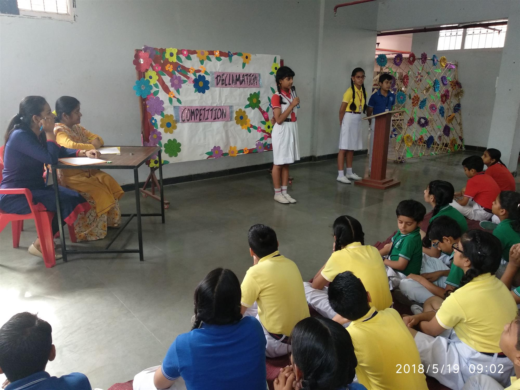 Biological Diversity Day (Declamation) | AKSIPS 45 Chandigarh
